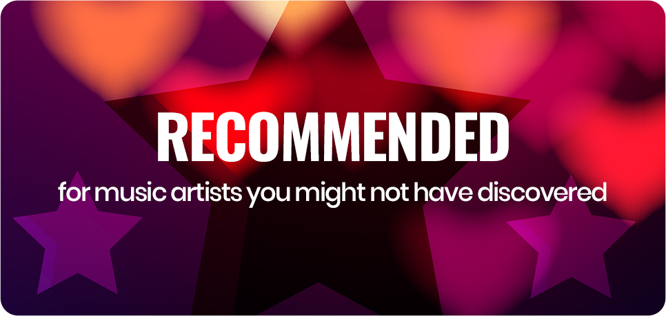 Recommended Artists