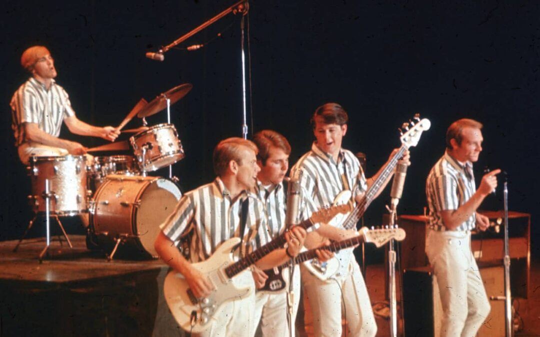The Beach Boys Sell Their Back Catalogue and Their Brand