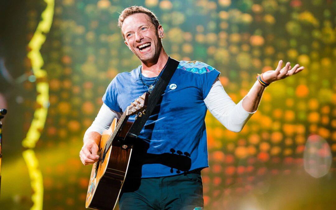 Coldplay, Exclusive Radio