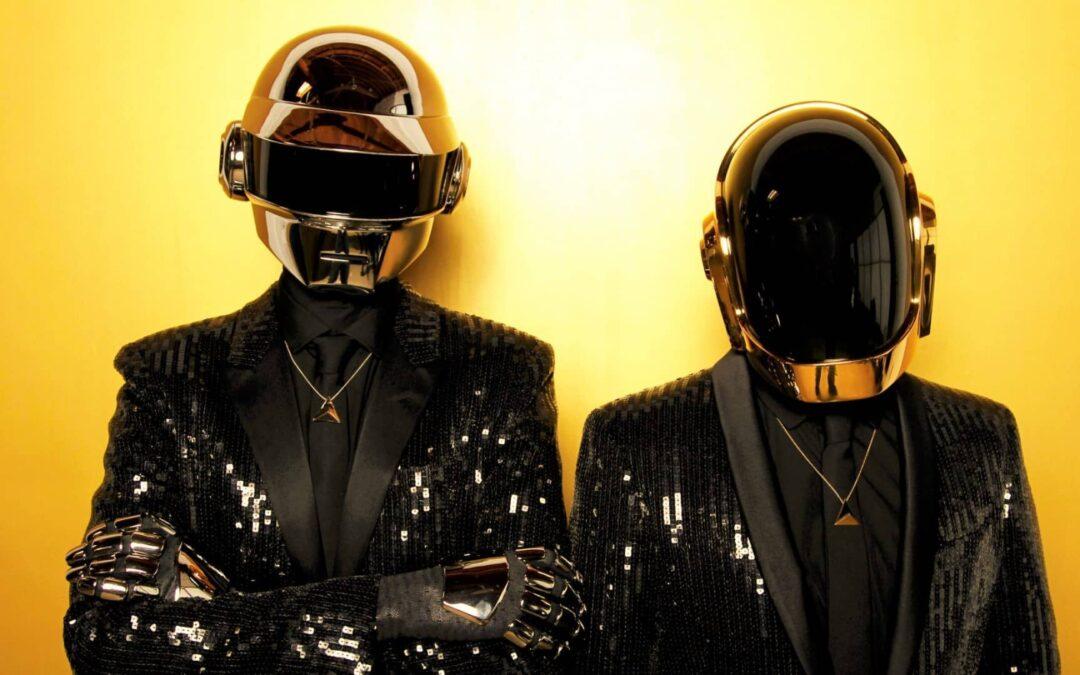 Daft Punk Split Boosts Sales 500%