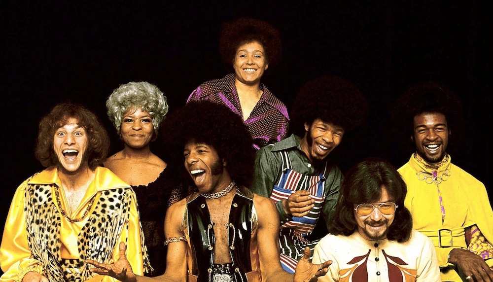Sly and The Family Stone release video for black history month