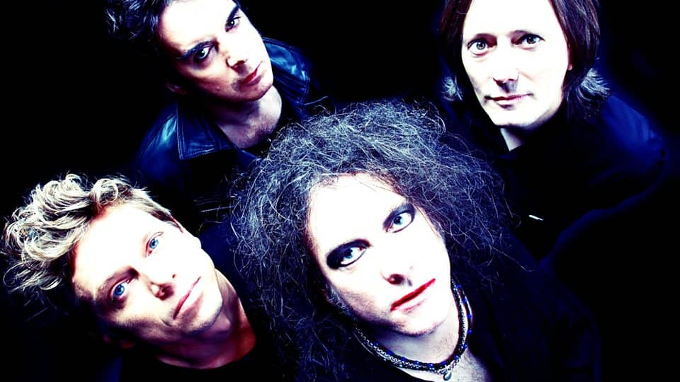 The Cure's Robert Smith Sells Artwork For Charity