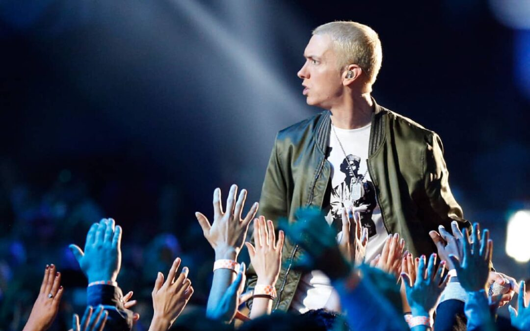 Eminem's 'Curtain Call' is a record breaker