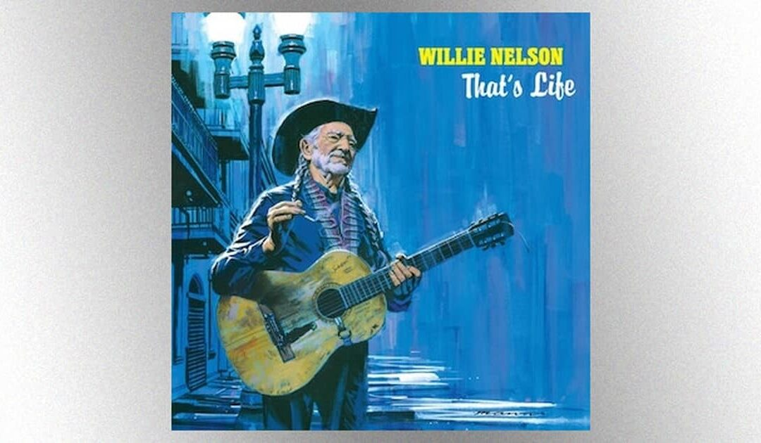 Hear Willie Nelson's New Album