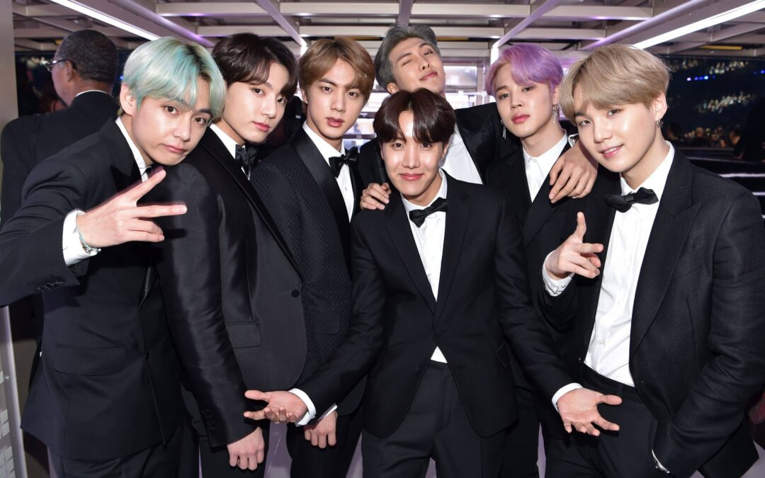 BTS Join The Exclusive Family