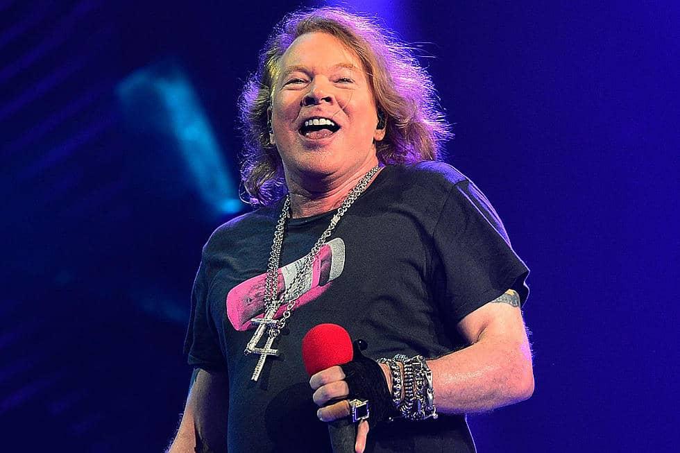 Guns N' Roses Delay Tour Until 2022 ?