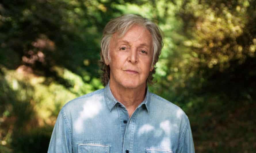 Paul McCartney Tops Musician's Rich List?