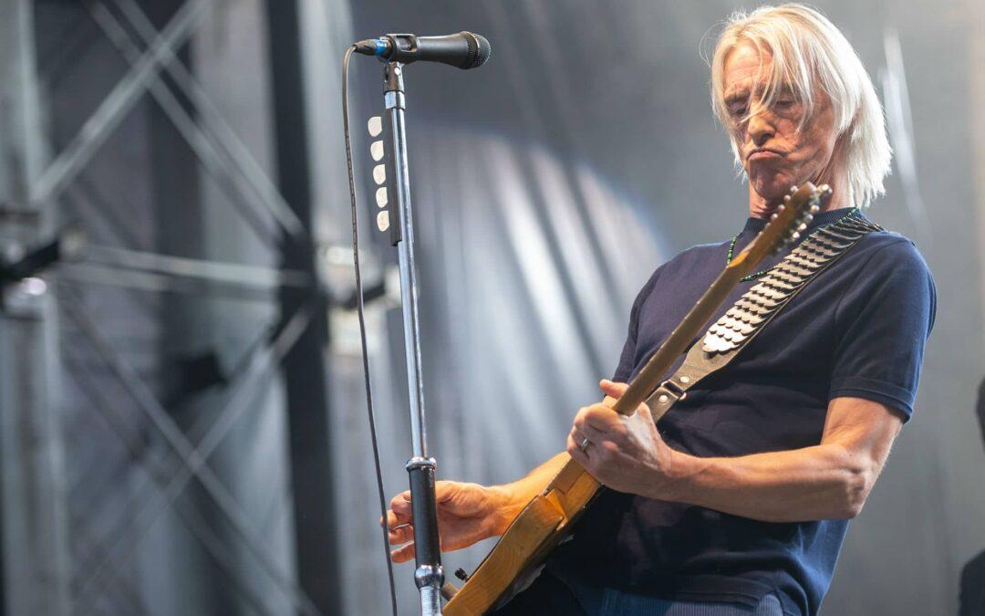 Paul Weller's Modest Start Remembered