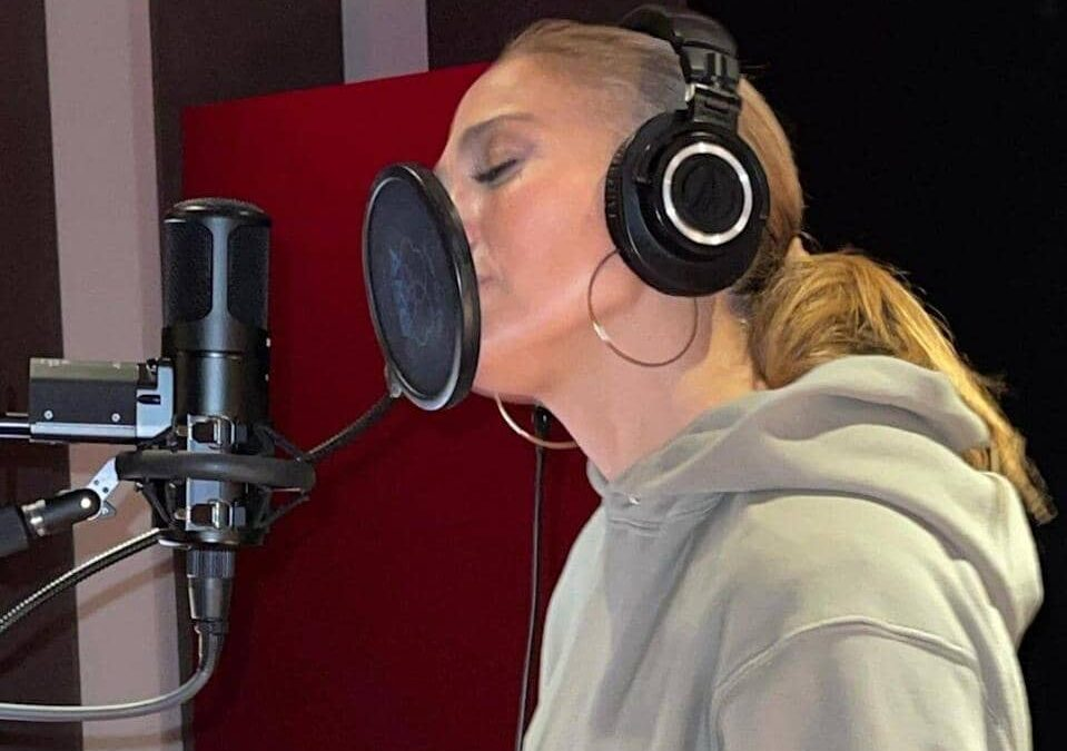 JLo Is Back In The Studio