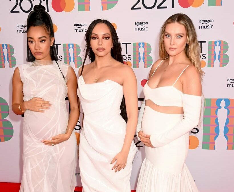 Little Mix Make Brit Awards History