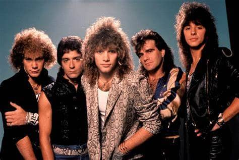The Day Johnny Electric Became Bon Jovi