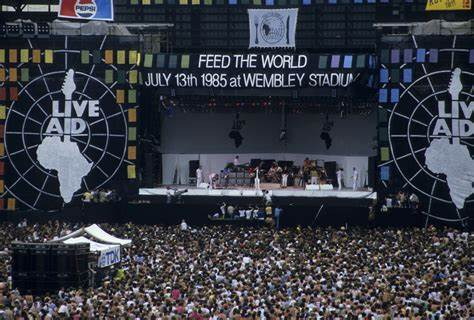 Live Aid Remembered