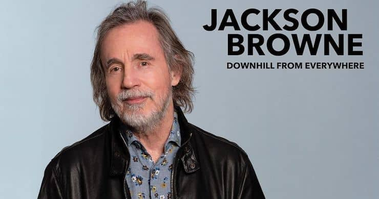 Jackson Browne's First Album For 8 Years