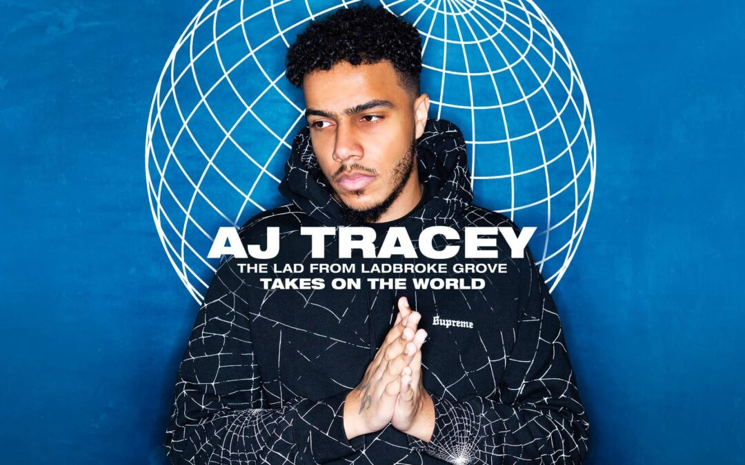 AJ Tracey Joins The Exclusive Radio Family