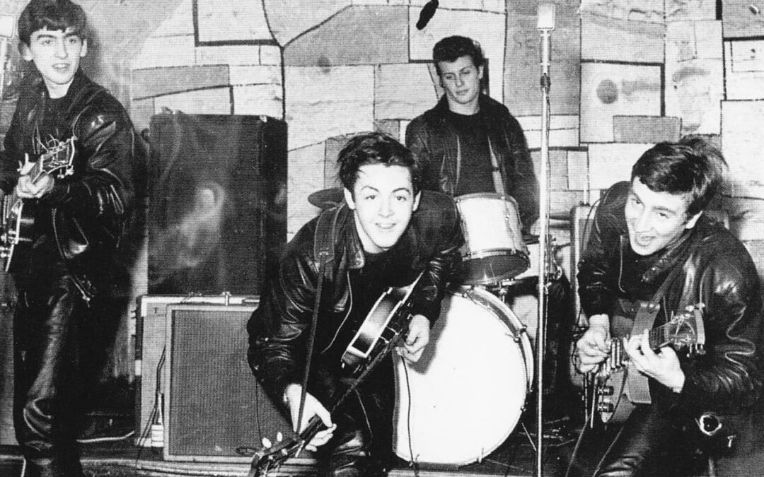 The Fab 4 Say Goodbye To The Cavern