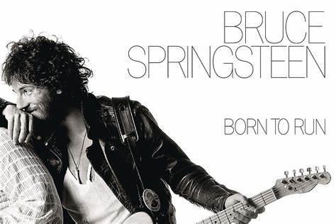 Bruce Was Born To Run