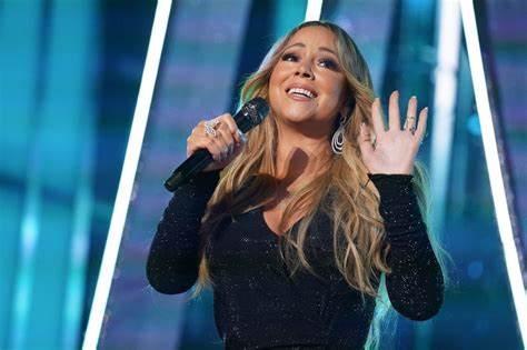 The Record-Equalling Mariah Carey