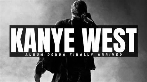 Kanye West Releases Donda