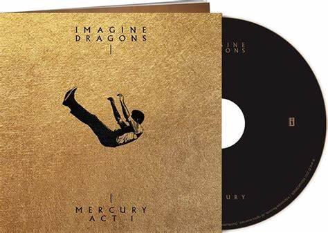 IMAGINE DRAGONS NEW ALBUM MERCURY – ACT 1