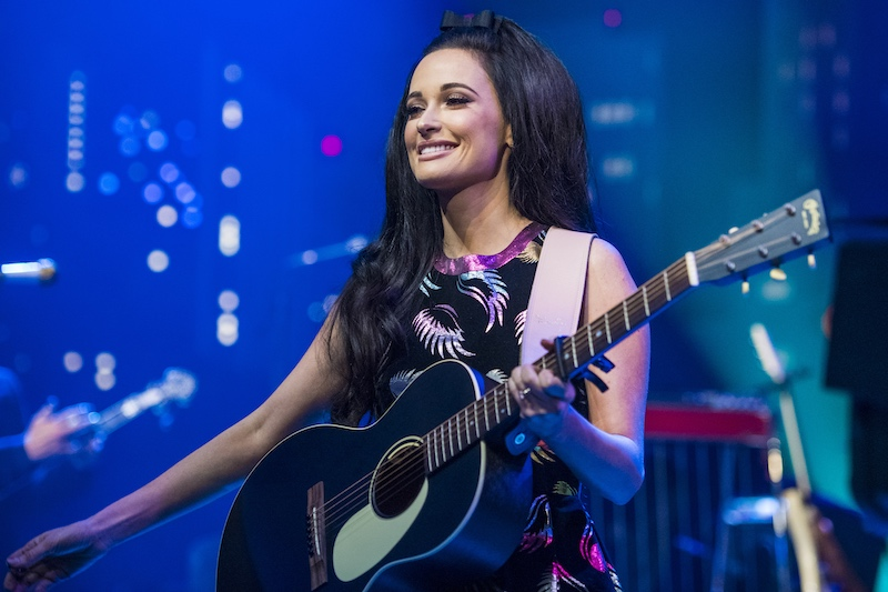 KACEY MUSGRAVES JOINS EXCLUSIVE RADIO